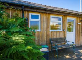 The Little Bunk House, Llanrhaeadr-ym-Mochnant (рядом с городом Llanarmon-Mynydd-mawr)
