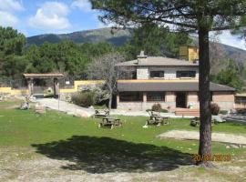 Hotel Rural Eras del Robellano