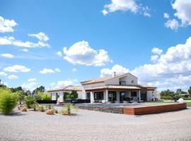 Villa Otilia, Rians