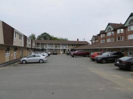 Stardust Motel - Bedford, Halifax (Bedford yakınında)