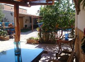 Casa Rural El Almendro, Rozalén del Monte (Palomares del Campo yakınında)