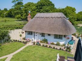 Brittons Hill Cottage, Wavehorne (рядом с городом Woodchurch)