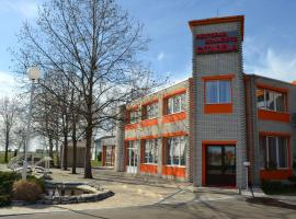 Motel Citadela 023, Zrenjanin