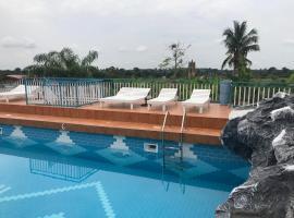 Akosombo Continental Hotel, Akosombo (Near North Tongu)