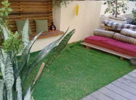 Wonderful Garden Apartment