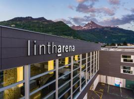 Lintharena SGU, Näfels (Glarus yakınında)