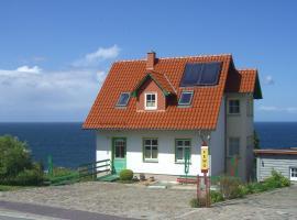 Über dem Meer, Lohme (Salsitz yakınında)