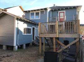 Johnson House - SAFE Uptown