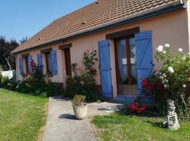 Au paradis des fleurs, Monchy-sur-Eu (рядом с городом Cuverville-sur-Yères)