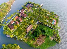 Soma Kerala Palace, Vaikom (рядом с городом Murinjupuzha)