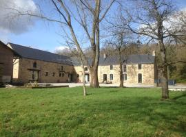 Gîte du Haras, Plaudren (рядом с городом Locqueltas)