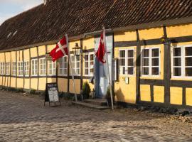 Hotel Postgaarden Mariager, Mariager