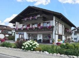 Gästehaus-Pension Keiss, Hopferau