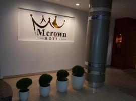 M crown Hotel