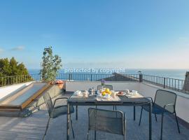 Luxury Penthouse Sea View
