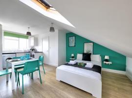 TBC London Holiday Apartments, Лондон (рядом с городом Harlesden)