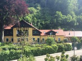 Villa Kreuthhof Appartements
