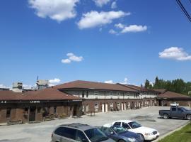 Prospector Inn, Creighton (Schist Lake yakınında)