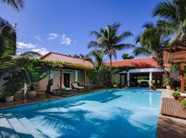Peaceful Villa with Golf View & Private Pool