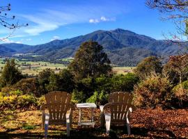 Birches Luxury Spa Chalets, Mount Beauty (Tawonga yakınında)