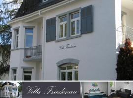 Villa Friedenau, Bad Soden am Taunus (U blizini grada 'Liederbach')