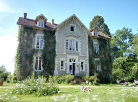 Château la Perche, Buxières-sous-Montaigut (рядом с городом La Celle)