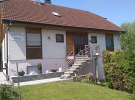 Apartment Weber, Offenheim (Flonheim yakınında)