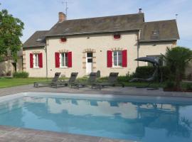 Gîte Les Mirabelles, Saint-Léonard-en-Beauce (рядом с городом Champigny-en-Beauce)