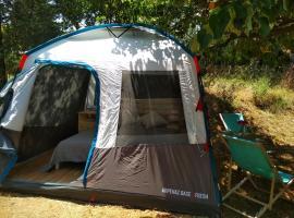 Camping Can Noble, L'Ametlla del Vallès (Bigues i Riells yakınında)