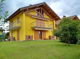 Villa Giuliana, Lamon (Faller yakınında)