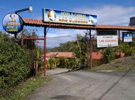 Hotel y Cabinas Las Cuadras