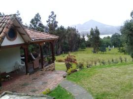 Casa El Cardonal - Tomine/Guatavita, Santa Lucía (Tocancipá yakınında)