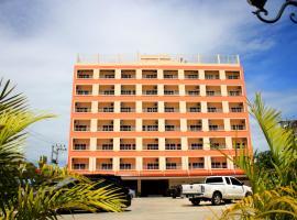 P.A. Ville Hotel, Nakhon Sawan