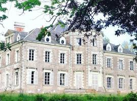 Château de Saint Thomas, Saint-Étienne-de-Montluc (рядом с городом Vue)