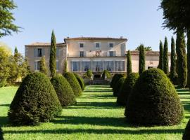 Villa-A, Rouillac (рядом с городом Marcillac-Lanville)