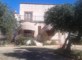 Villa Rifugio, Marsala (San Giuseppe yakınında)