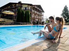 Romantik Hotel Freund & Spa Resort, Oberorke (Fürstenberg yakınında)