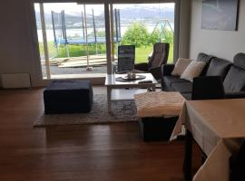 Apartment near the airport with ocean view