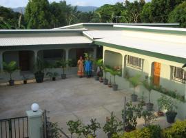 Anabru Pacific Lodge