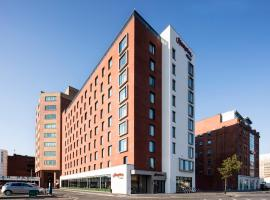Hampton By Hilton Belfast City Centre, Белфаст