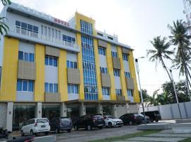 Kirei Hotel Bantaeng, Bantaeng (рядом с городом Sinjai)