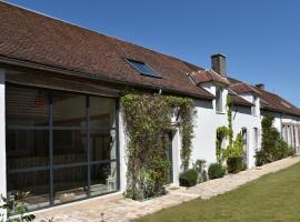 Villa d'Othe, Estissac (рядом с городом Aix-en-Othe)