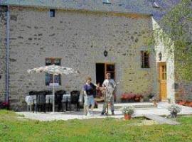 House Gite du queton, Gesnes-le-Gandelin (рядом с городом Сен-Леонар-Де-Буа)
