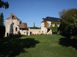 House Les viollières 1, Bossay-sur-Claise (рядом с городом Preuilly-sur-Claise)