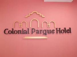 Colonial Parque Hotel, Villa Mercedes (Fraga yakınında)