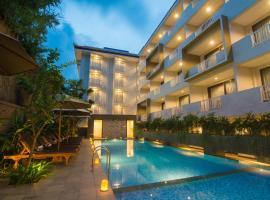Pandawa Hill Resort, Nusa Dua