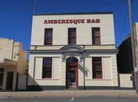 Amberesque B&B, Rutherglen (Springhurst yakınında)