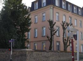 Apcm, Бельфор (рядом с городом Lachapelle-sous-Chaux)
