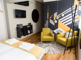 The Hugo - Hotel Concept Canterbury