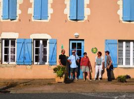 Gite De Lalizolle, Lalizolle (рядом с городом Chouvigny)